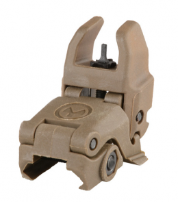 [ACM-09-010772] Flip-Up Gen.2 Front Sight - Tan1
